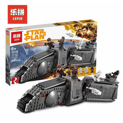 Lepin 05149 Star Wars the Imperial Conveyex Transport Set