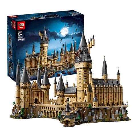 King 83037 Harry Potter Hogwarts Castle (Previously known as Lepin 16060)