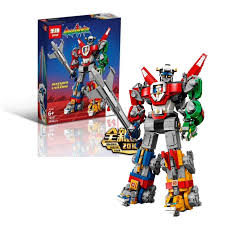 King 83034 Voltron (Previously known as Lepin 16057)