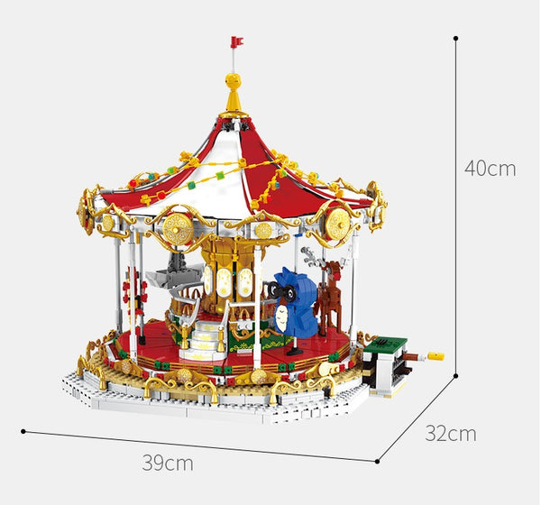 Xingbao 30001 Dream Carousel