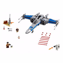 Lepin 05029 Star Wars Resistance X-Wing Fighter