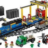 King 82008 Cargo Train (Previously known as Lepin 02008)