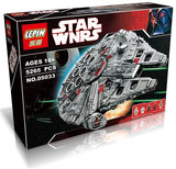 Lele K8011 Star Wars UCS Millennium Falcon (Previously known as Lepin 05033)