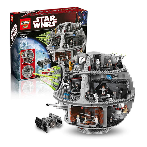 Lepin 05035 Star Wars UCS Death Star II (Old Version)
