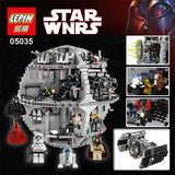 King 81037 Star Wars UCS Death Star II (Old Version) (Previously known as Lepin 05035)