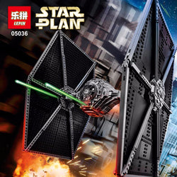 Lepin 05036 Star Wars UCS Tie Fighter