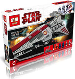 King 81044 Star Wars Venator-Class Republic Attack Cruiser (Previously known as Lepin 05042)