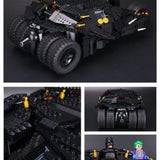 King 87041 Batman The Tumbler (Previously known as Lepin 07060)