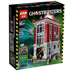 King 83001 Ghostbusters Firehouse Headquarters (Previously known as Lepin 16001)