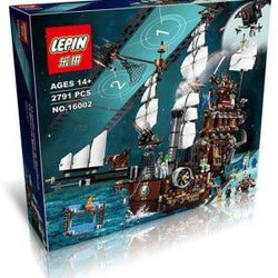 King 83002 MetalBeard's Sea Cow (Previously known as Lepin 16002)