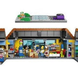King 83004 The Simpsons Kwik-E-Mart (Previously known as Lepin 16004)