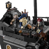 King 83006 Pirates of the Caribbean The Black Pearl (Previously known as Lepin 16006)