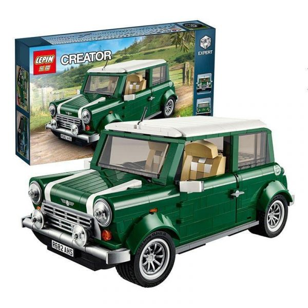 King 91002 MINI Cooper (Previously known as Lepin 21002)