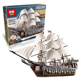 King 83038 Imperial Flagship (Previously known as Lepin 22001)