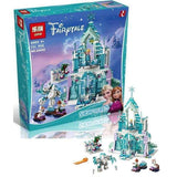 King 85002 Elsa's Magical Ice Palace (Previously known as Lepin 25002)