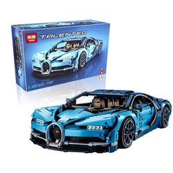 King 90056 Bugati Chiron (Previously known as Lepin 20086)