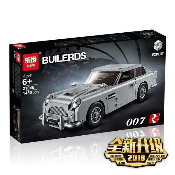 King 91023 Technic Aston Martin DB5 (Previously known as Lepin 21046)