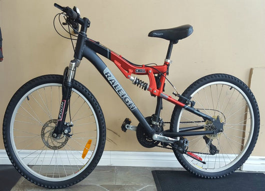 Raleigh Childs Mountain Bicycle