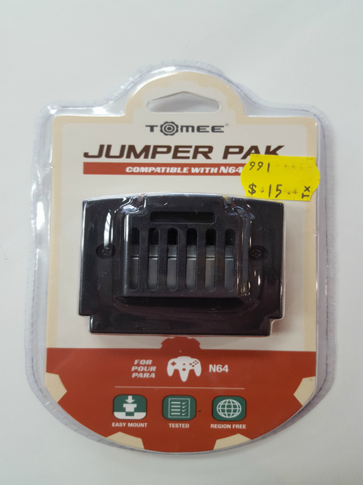 N64 Jumper Pack