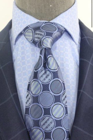 Verse-9 Ezra Tie & Pocket Square
