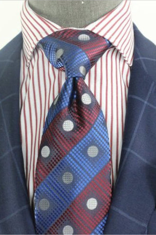 Verse-9 Ezekiel Tie & Pocket Square