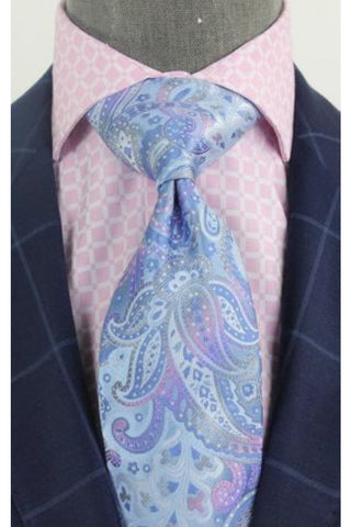 Verse-9 Leviticus-4 Tie & Pocket Square