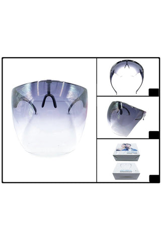 Color Face Shield Glasses