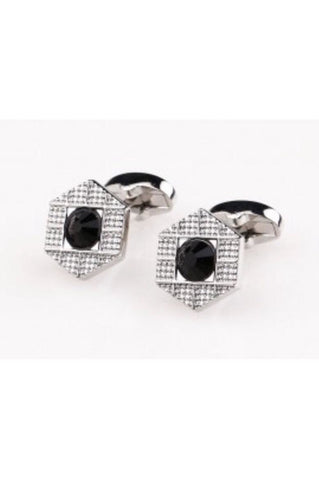 Steven Land Cufflinks - Slash/Tags Consignment Boutique