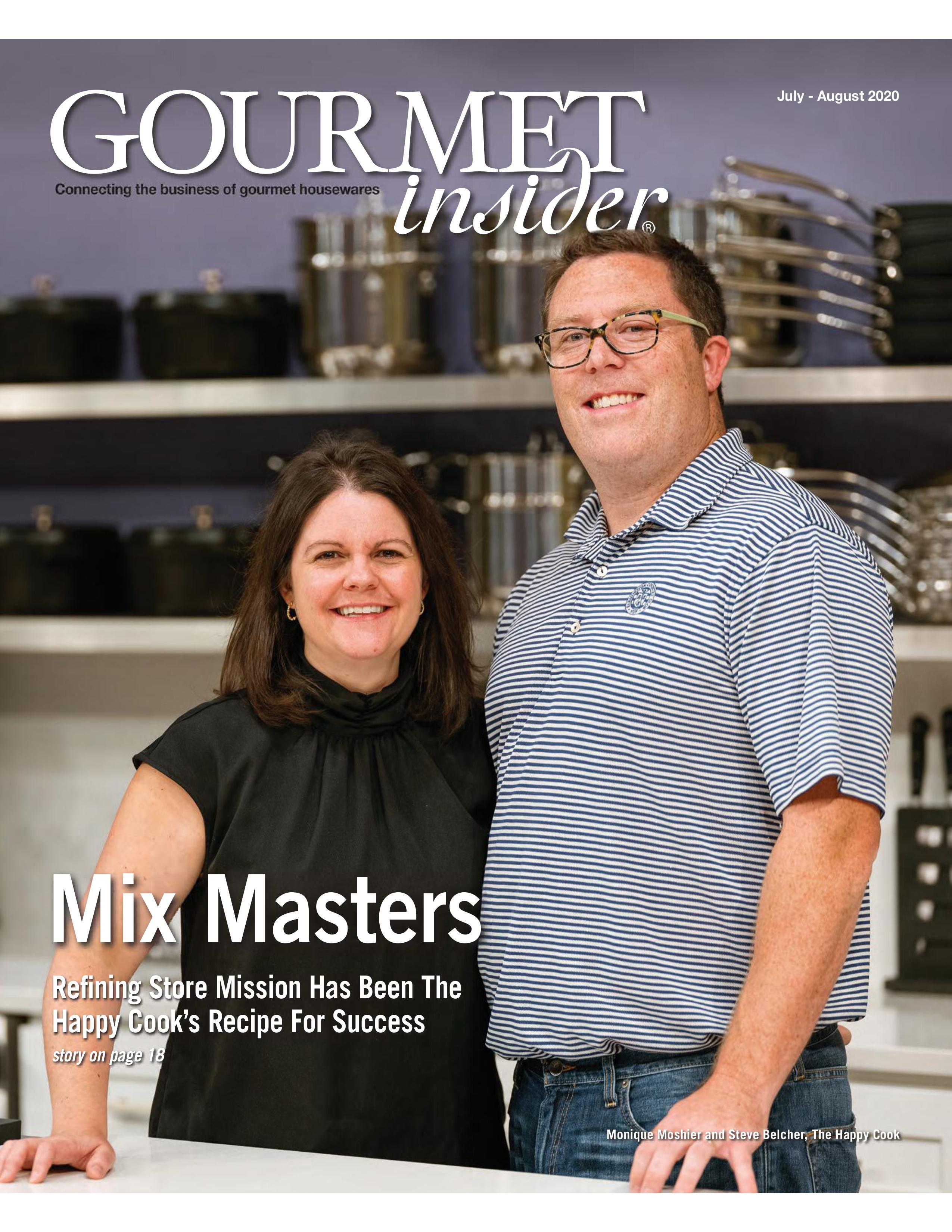 The Happy Cook Named All-Star Retailer for 2020 by Gourmet Insider Magazine