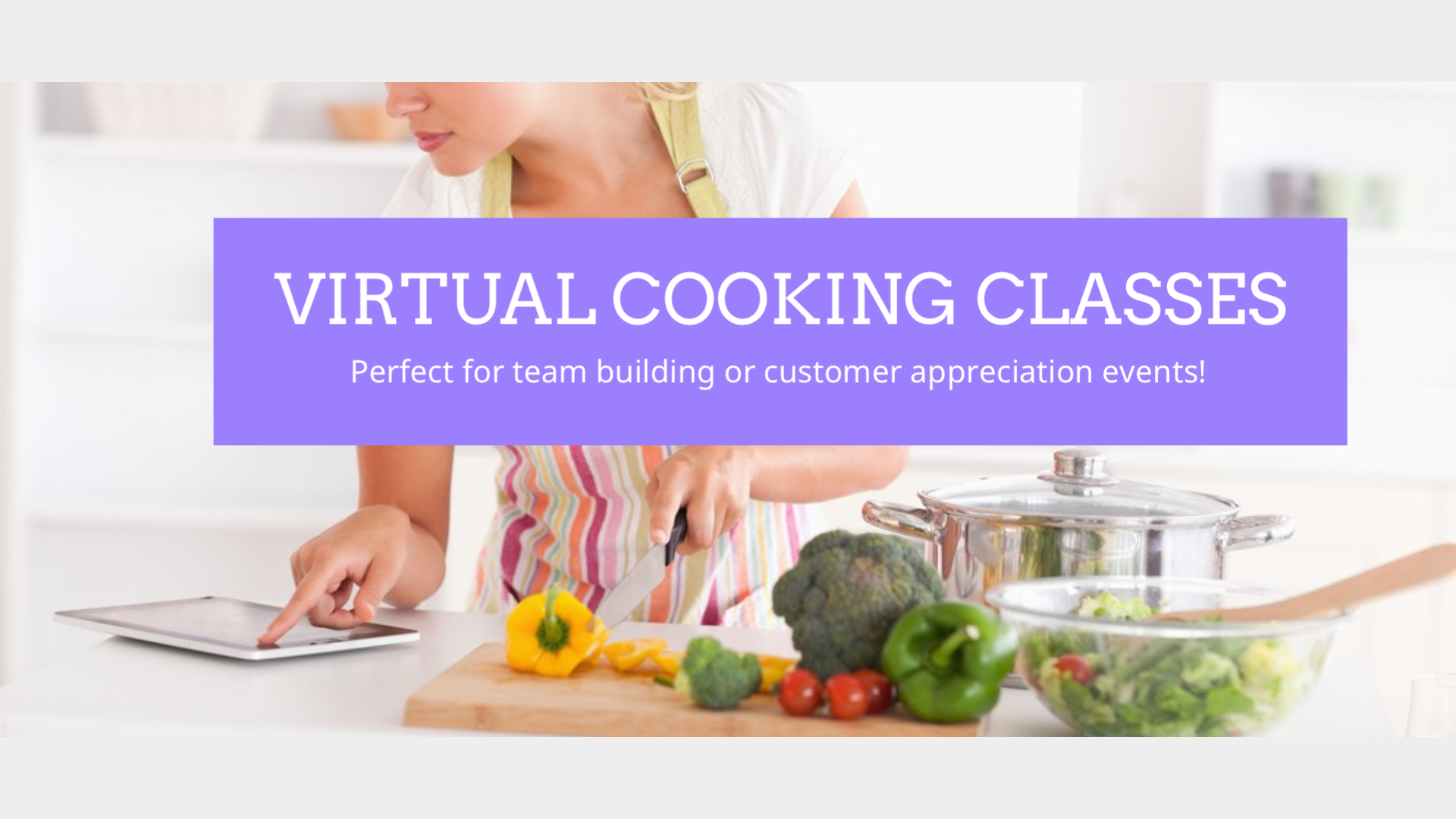Virtual Cooking Classes