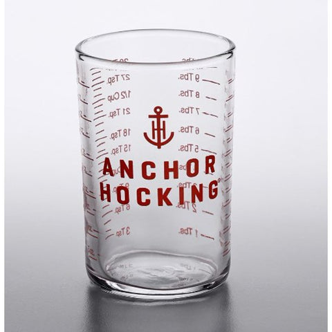 Anchor Hocking Measuring Glass - 5 oz.