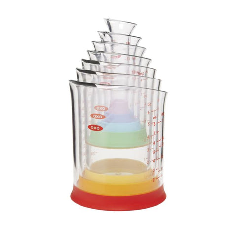 OXO 7-Piece Beaker Measuring Set