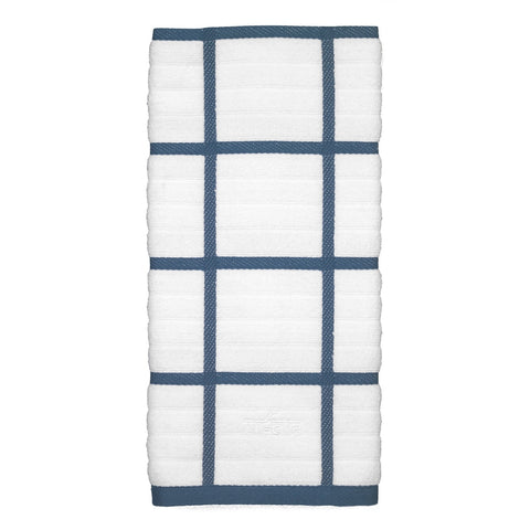 All-Clad Kitchen Towel - Check Cornflower