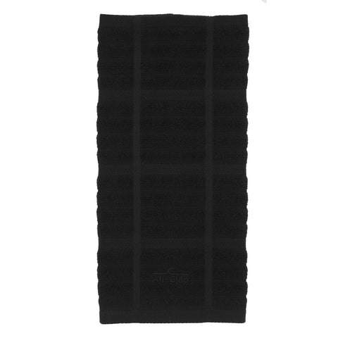All-Clad Kitchen Towel - Solid Black