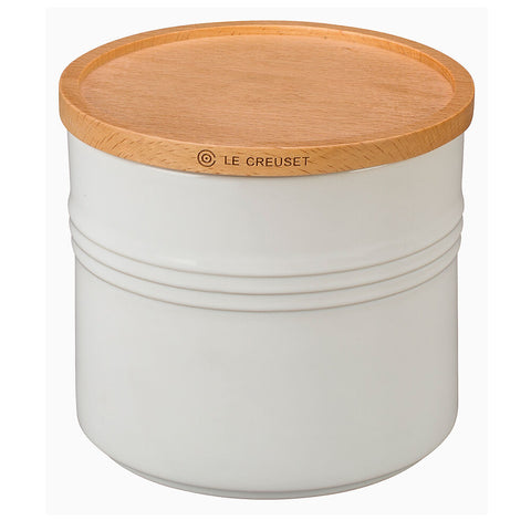 Le Creuset 1.5 Qt. Storage Canister - White