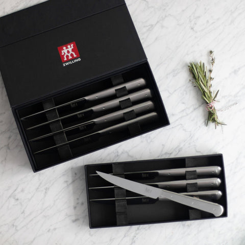 Zwilling Porterhouse Steak Knives Set of 8 (PROMO)