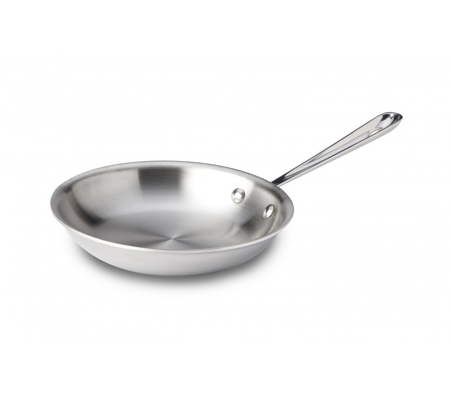 All-Clad d3 Stainless Fry Pan - 8""