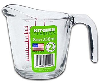 Kitchen Classics Measuring Cup 8 OZ