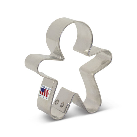 Ann Clark Mini Gingerbread Man Cookie Cutter