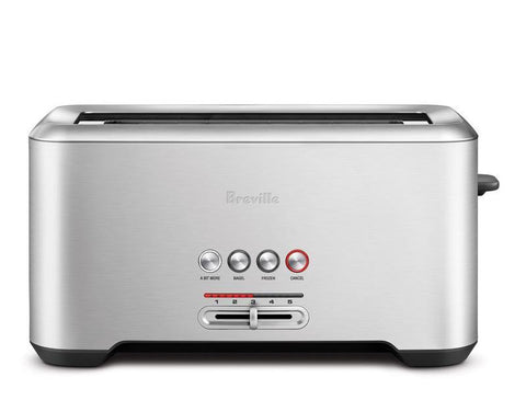 Breville Bit More 4 Slice Long Toaster