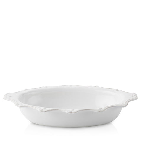 Juliska Berry & Thread Large Oval Baker - White