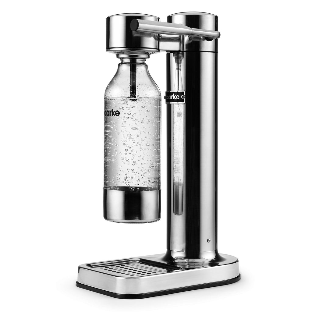 AARKE Sparkling Water Maker - Stainless Steel