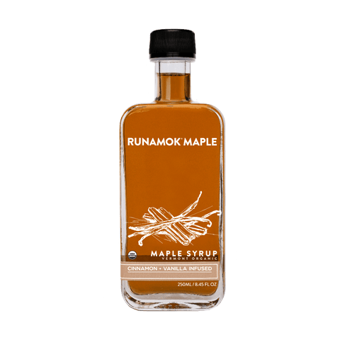 Runamok Maple - Cinnamon & Vanilla Infused Maple Syrup