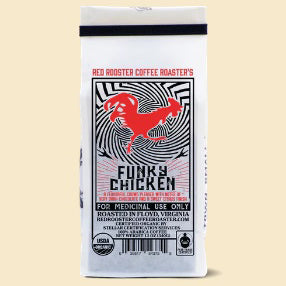 Red Rooster Funky Chicken Blend 12 oz