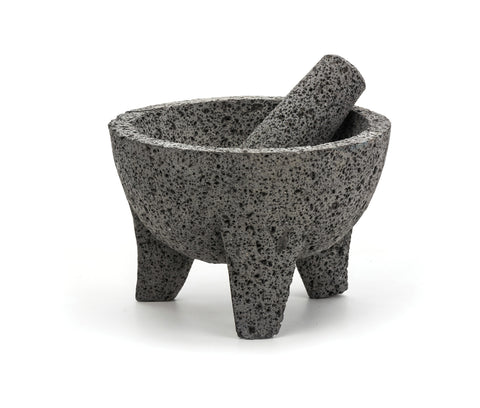 R.S.V.P. Authentic Mexican Molcajete