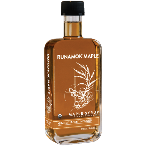 Runamok Maple - Ginger Infused Maple Syrup
