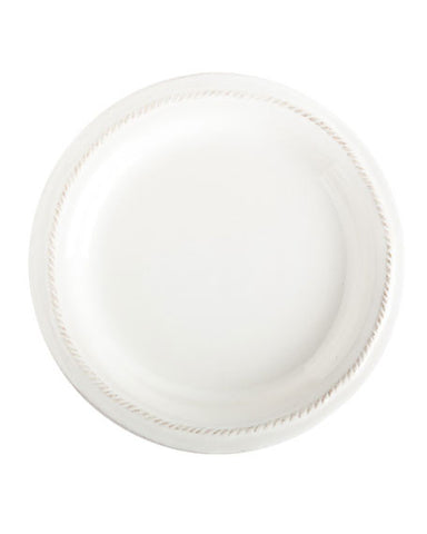 Juliska Berry & Thread Round Side Plate - White