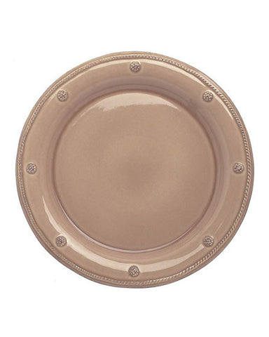 Juliska B&T Dinner Plate - Cappuccino Brown
