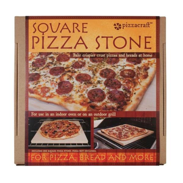 Companion Group Pizza Stone Square 15""