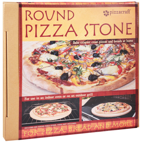 Companion Group Pizza Stone Round 16.5""